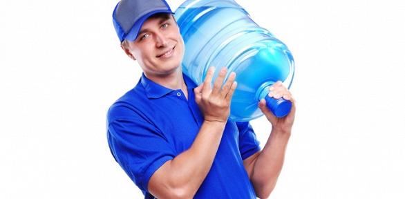 Доставка питьевой воды «Серебряная капля» откомпании «Klon иК»