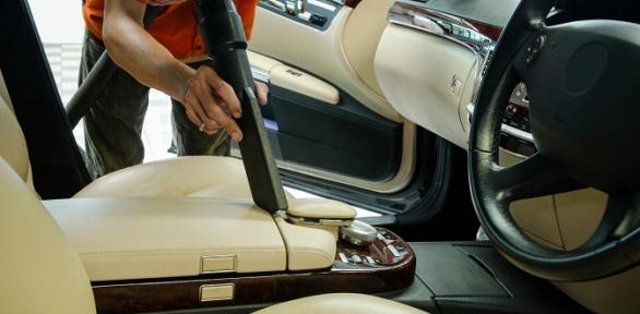 Комплексная химчистка автомобиля отавтомойки «Доверие»