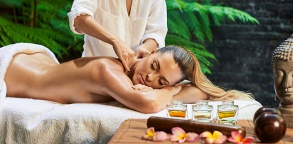 SPA-программы встудии массажа «Мастер»