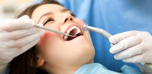Посещение стоматолога вдентал-студии «Анна»