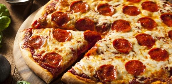 Пицца, бургеры икомбонаборы отресторана доставки «#Хайп»