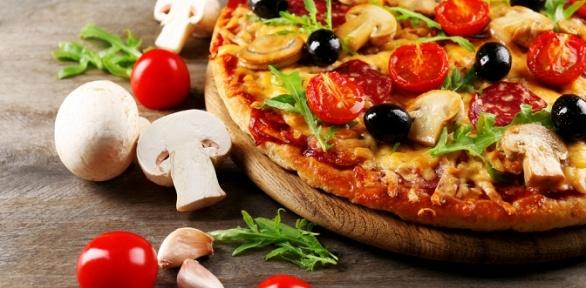 Пицца, роллы, шашлыки отдоставки Umberto заполцены
