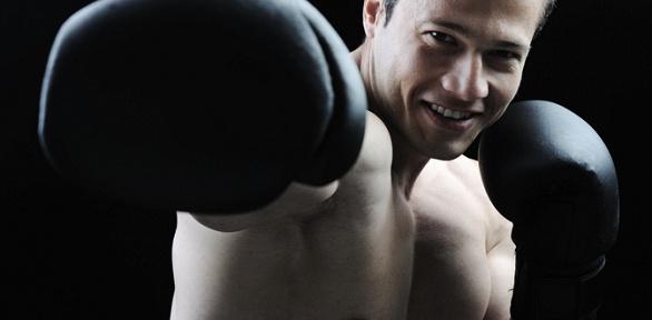 Занятия боксом, кикбоксингом, кудо вакадемии Victory Team
