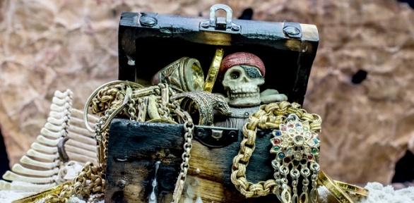 Участие вквесте «Пираты Карибского моря» отквест-проекта Fox Quest