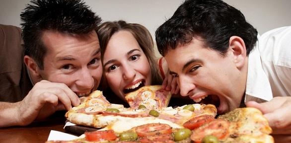 2, 3или 5пицц навыбор отресторана доставки «Астерикс Пицца»