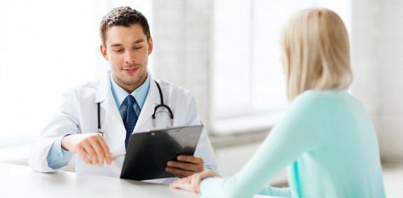 Гинекологическое обследование вмедицинском центре «Аист»