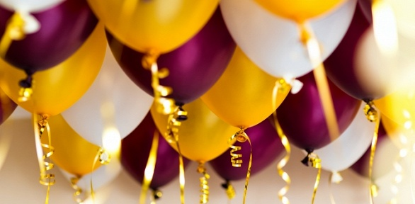 Композиции изгелиевых шаров навыбор или фольгированные шары
