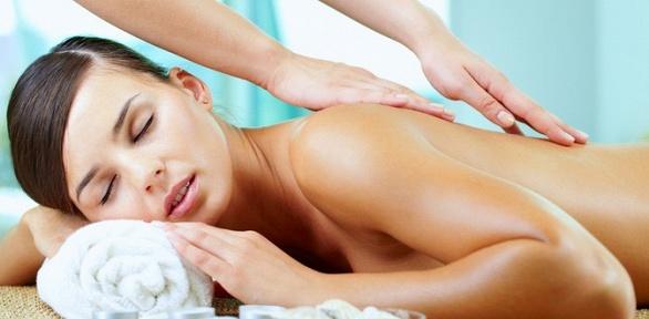 Сеансы массажа иобертывания вSPA-салоне «БудуАрт»