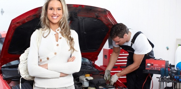 Диагностика автомобиля вавтосервисе «Академический»
