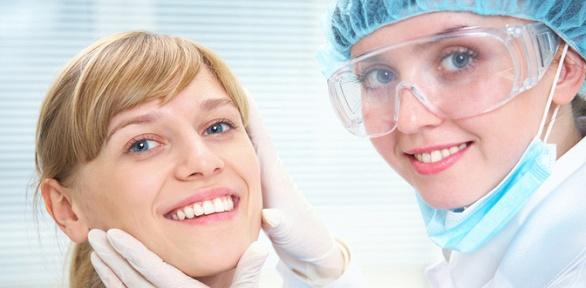 Кислородное отбеливание зубов встоматологии «Лэна-дент»