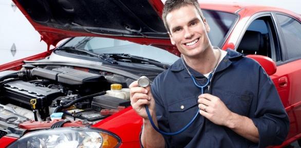 Замена технических жидкостей, диагностика автомобиля вавтосервисе IdealCar