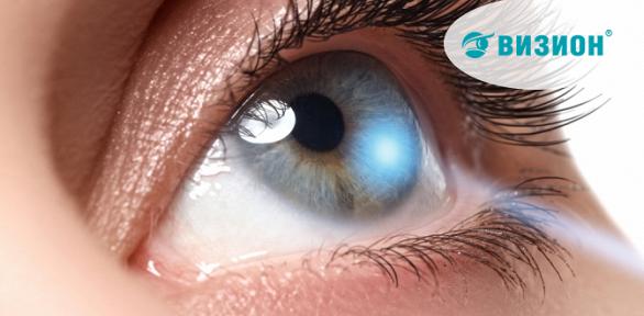 Лазерная коррекция зрения вофтальмологическом центре «Визион»