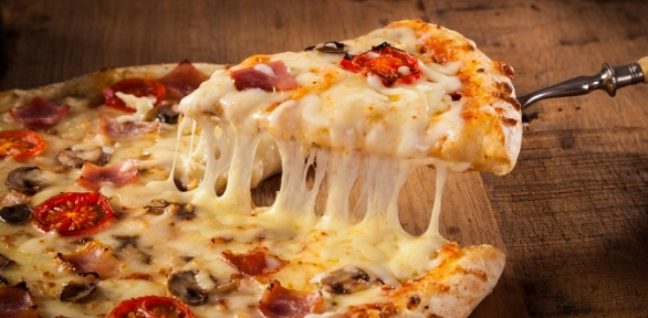 Пицца отресторана «Бон аппетит» заполцены