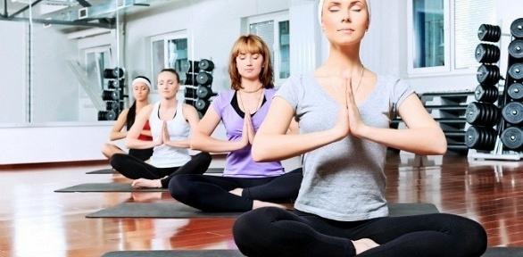 Додвух месяцев посещения занятий йогой вцентре «Твоя йога»