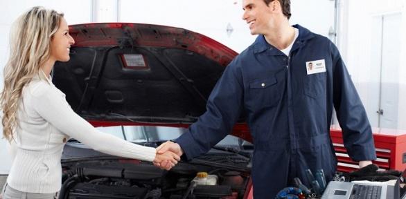 Диагностика автомобиля, замена масла ифильтров вавтосервисе «Автопланета»