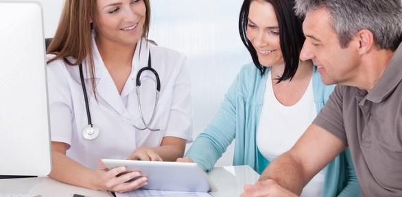Сертификат налабораторные анализы всемейной клинике «Ваш доктор»