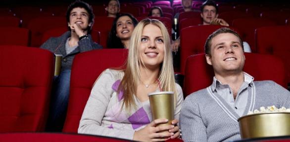 Билет на1или 2сеанса просмотра фильма в«7D-кинотеатре»