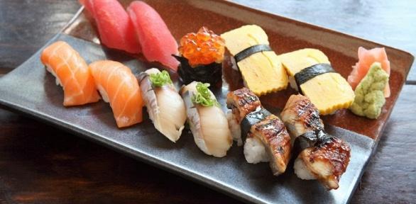 Суши, роллы исеты отдоставки Handzo Sushi заполцены