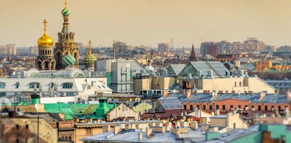Экскурсионный тур откомпании «Гид СПб»