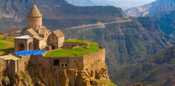 Экскурсионный тур вАрмению виюле иавгусте
