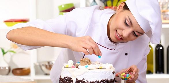 Изготовление торта навыбор