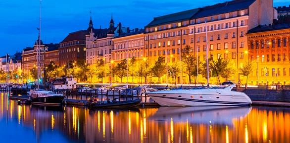 Круиз вФинляндию, Швецию иДанию от«Петербургского магазина путешествий»
