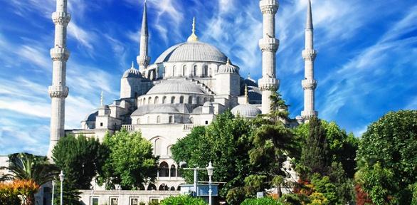 Экскурсионный тур вСтамбул