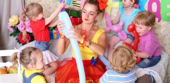 Посещение детской игровой комнаты отцентра «МультиБум»
