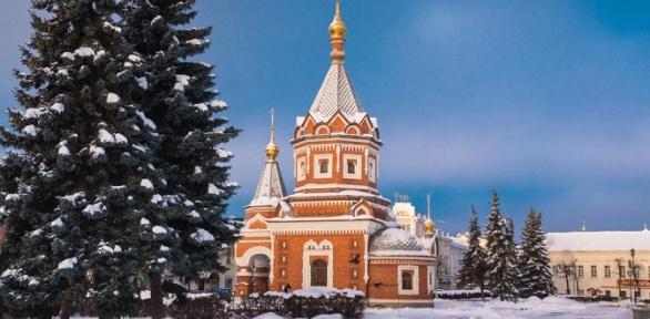 Тур наНовый год оттуроператора «Русь»