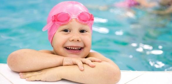 Занятия поплаванию для детей ваквацентре «Виктория»