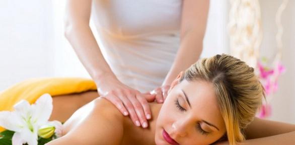 Сеансы массажа навыбор встудии красоты «Тайны совершенства»