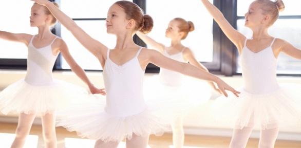 Занятия балетом, танцами всети школ балета «Первое плие»