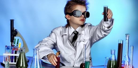 1или 4посещения клуба юных химиков «Фарадей»