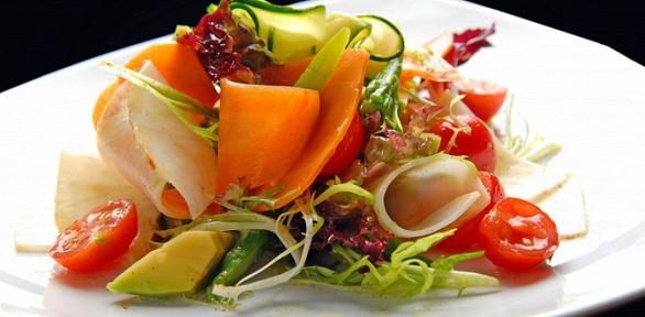Доставка обедов отресторана «Рублевъ» заполцены
