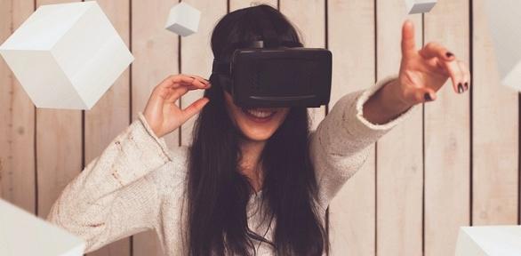 1посещение аттракциона виртуальной реальности Oculus