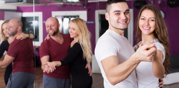 Занятия танцами встудии танцев «Мастер»