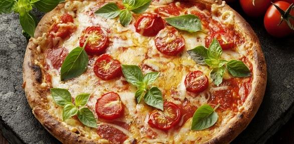 Все меню пицц отслужбы доставки Food Time заполцены