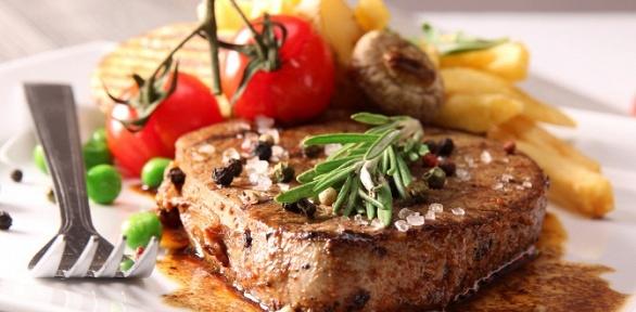 Ужин для двоих или четверых вресторане «Норильск»