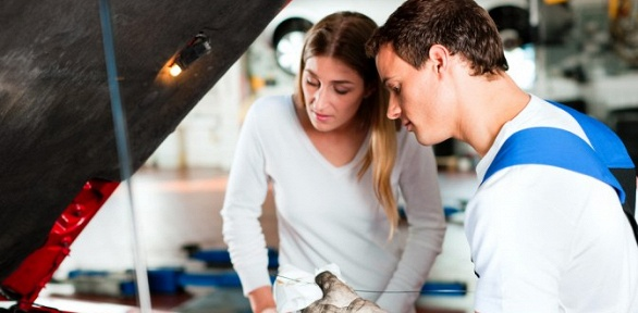 Самообслуживание, ремонт, ТОвавтосервисе Garage Team