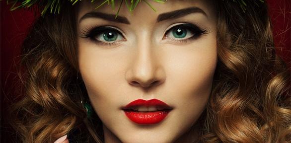 Процедуры поуходу забровями иресницами встудии Beauty House