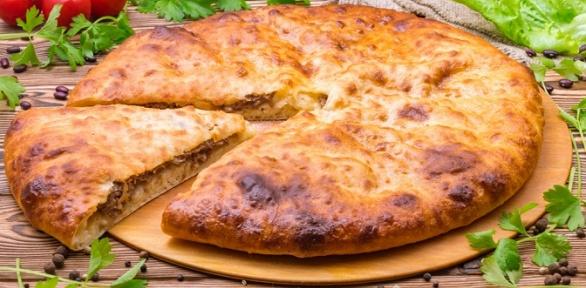 3или 5грузинских пирогов вресторане «Имерети»