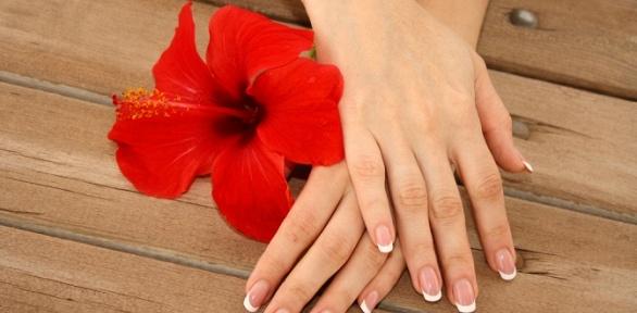 Маникюр ипедикюр спокрытием ногтей встудии «Империя стиля»