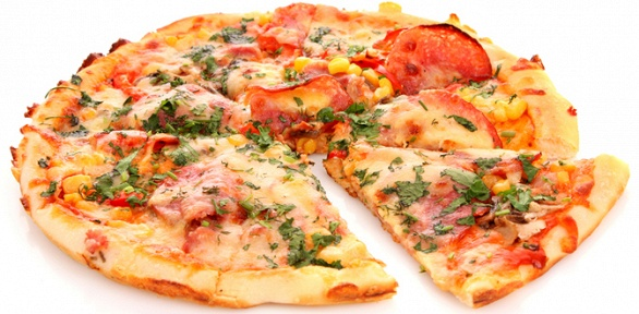 Всё меню пицц отпиццерии Pizza Gusto заполцены