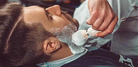 Мужская, детская стрижка, моделирование бороды вбарбершопе «Москва»