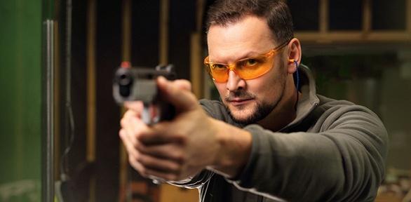 Стрельба встрелковом комплексе Shooter
