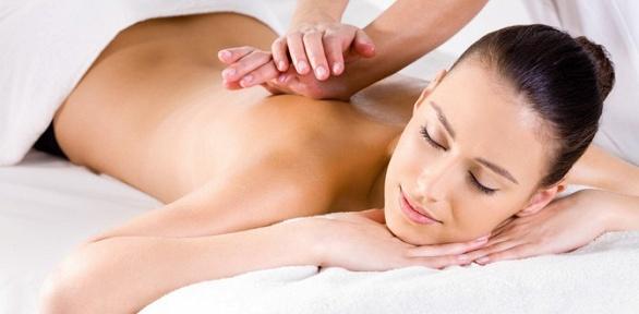 3 или 5 сеансов массажа с обертыванием либо без в салоне «Фрау Татьяна»