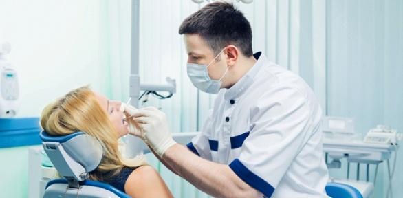 УЗ-чистка зубов встоматологической клинике «Доктор Зубновъ»