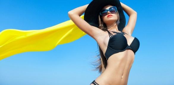 Восковая эпиляция зон навыбор встудии косметологии «Акварель»
