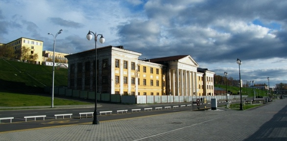 Автобусный тур вИжевск оттурагентства «Компас»