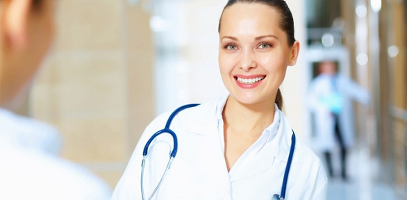 Прием врача-терапевта вклинике «Мпрофико»